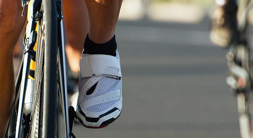 Cykelstrumpor fyller flera funktioner